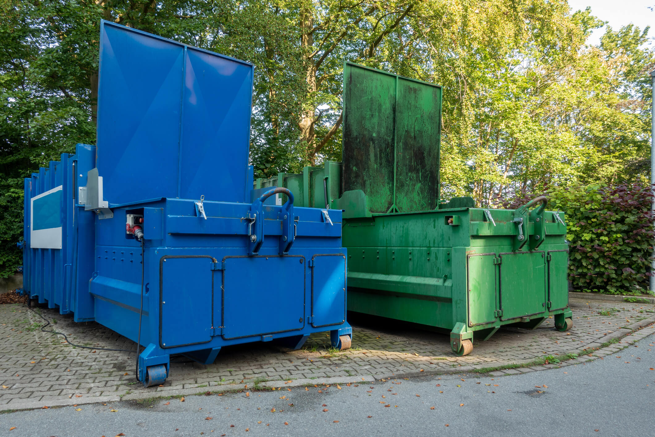 Waste Equipment